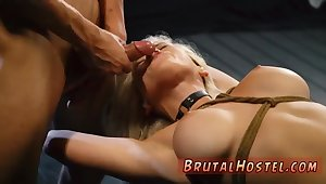 Face sitting slave blond beauty Cristi Ann is on vacation